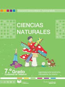 Cuaderno de Trabajo de Ciencias Naturales 7 Septimo Grado Resuelto