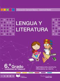 Cuderno de Trabajo de Lengua y Literatura 6 Resuelto