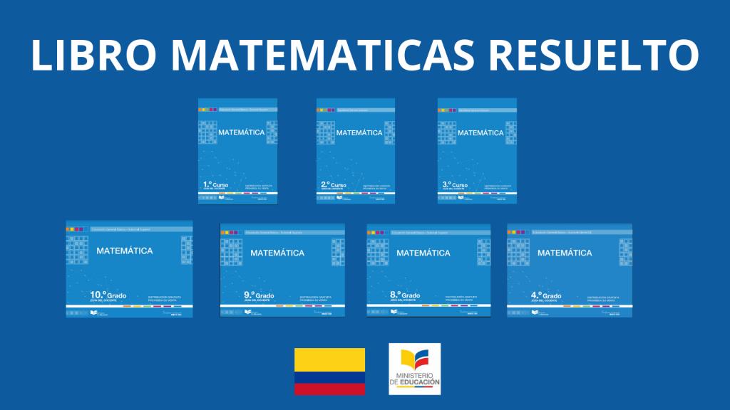 Libro de texto de Matematicas Resuelto