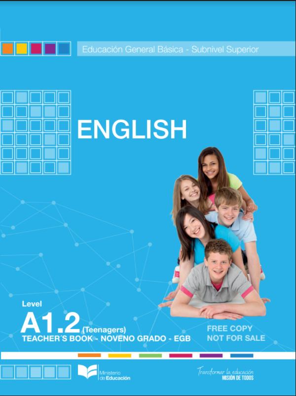 Libro Ingles de 9 Noveno Año Resuelto