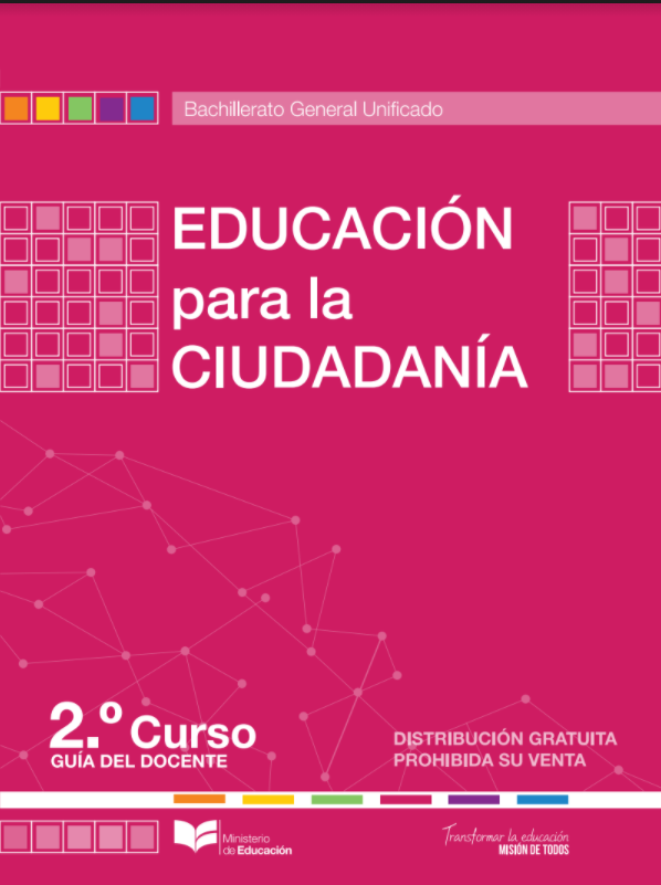 Libro de Educacion para la Ciudadania 2 BGU Resuelto