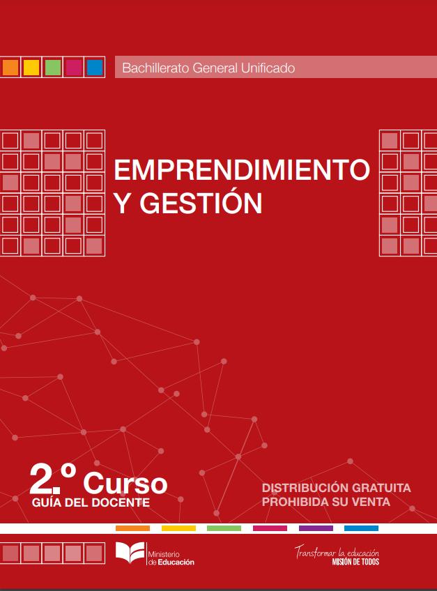 Libro de Emprendimiento y Gestion 2 Segundo BGU Bachillerato Resuelto