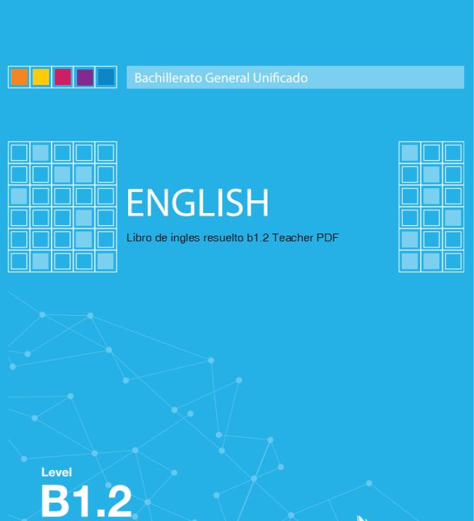 Libro de Ingles Resuelto 3 Tercero de Bachillerato BGU