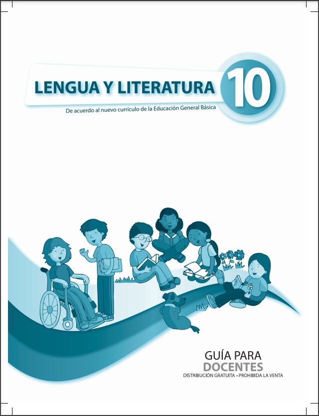 Libro de Lengua y Literatura 10 Resuelto