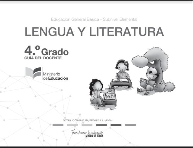 Libro de Lengua y Literatura 4 Grado Resuelto