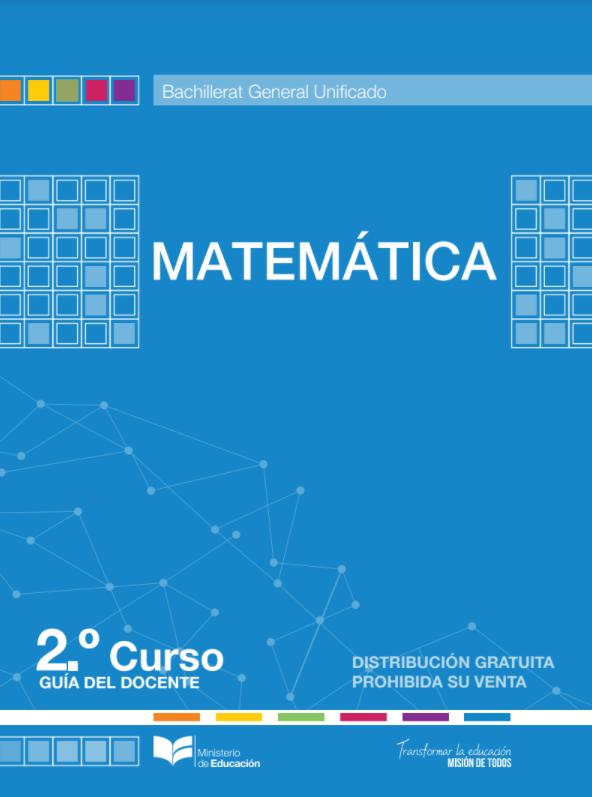 Libro de Matematicas 2 BGU Resuelto