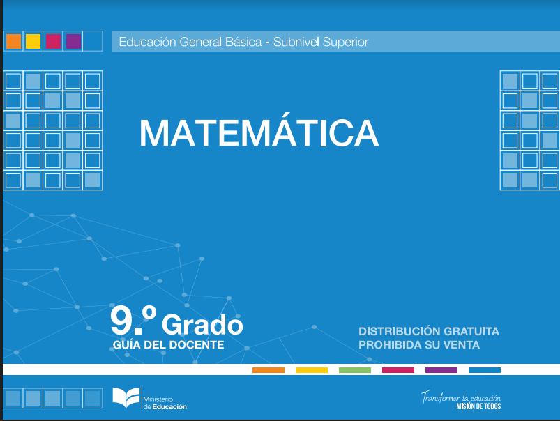 Libro de Matematicas 9 Grado Resuelto