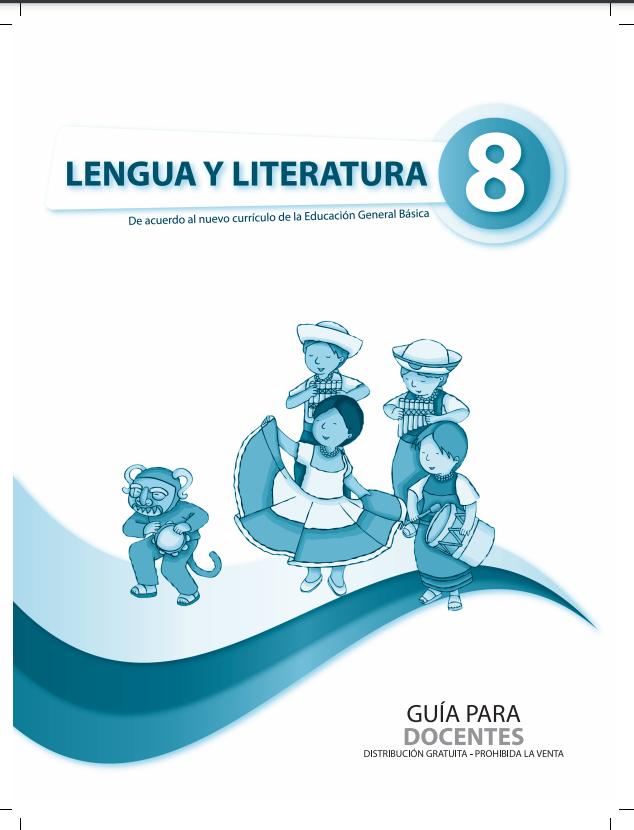 Respuestas del Libro de Lenguaje 8 Basico